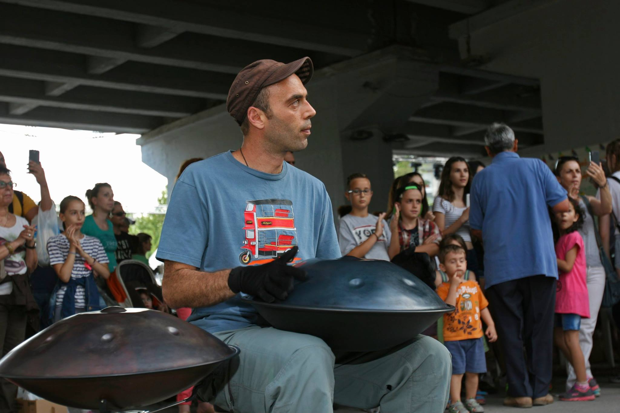 handpan greece