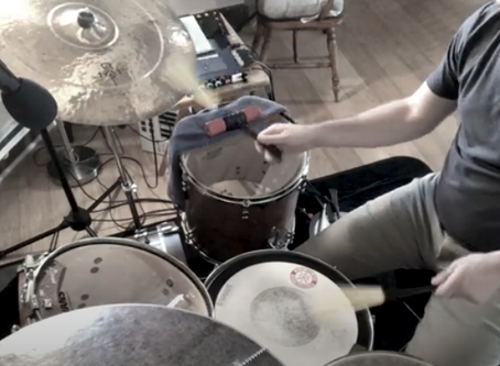 NEW DRUM COVER! Haley Heynderickx: The Bug Collector