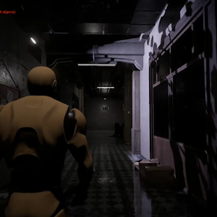 Internum | Gameplay de Desenvolvimento n°1 | Unreal Engine 4