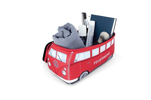 VW T1 Bus 3D Neopren Universaltasche – Feuerwehr
