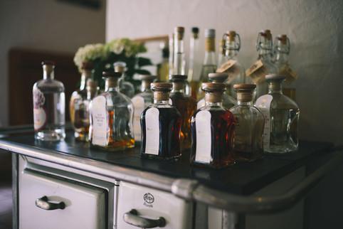 Weinstube Meinhard – Likörauswahl