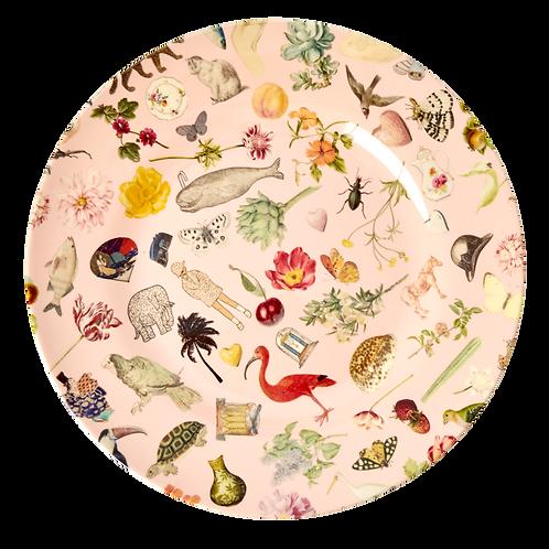rice Melamin Essteller Art Print