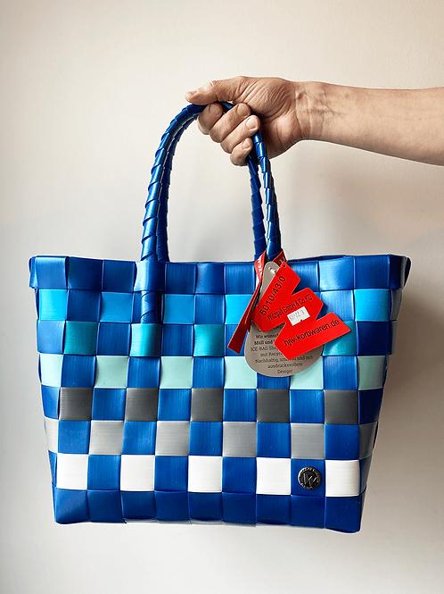 Witzgall - Ice-Bag - Tasche - Shopper - Farbe:  Blau, bunt