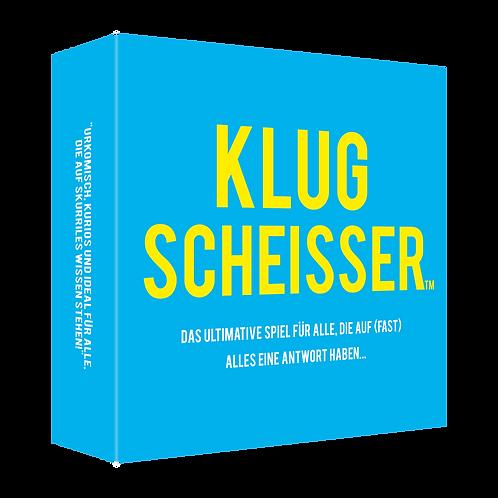 Kylskapspoesi - Klugscheisser - das Spiel für Besserwisser