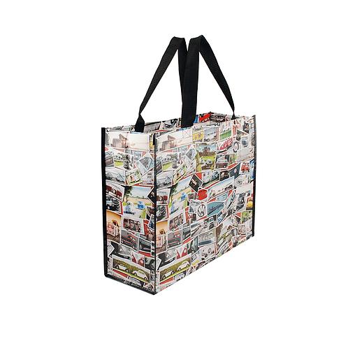 Vento -VW Shopper Bag - sehr große Tasche  – Stamps
