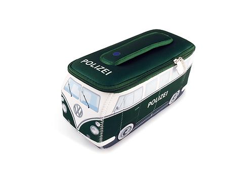 Vento - VW T1 Bus - 3D Neopren Universaltasche – Polizei