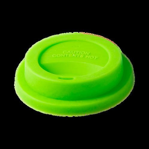 rice - Silikon Deckel grün