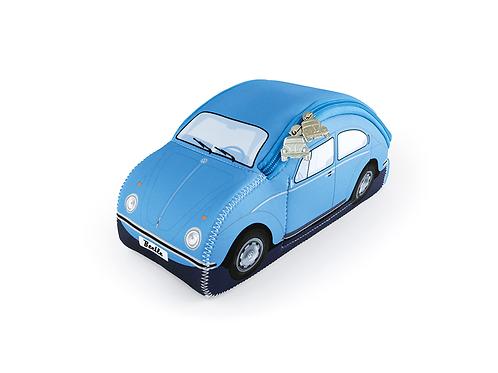 Vento - VW Käfer - 3D Neopren Universaltasche – hellblau