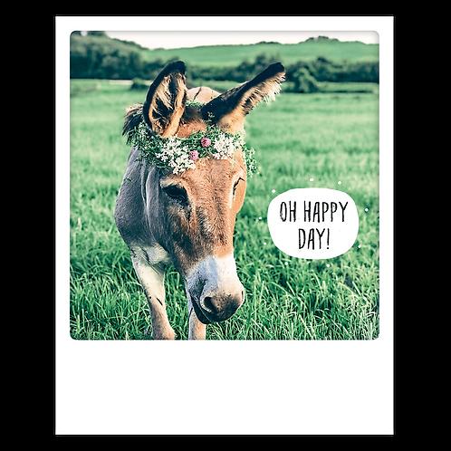 Karte – Oh happy day