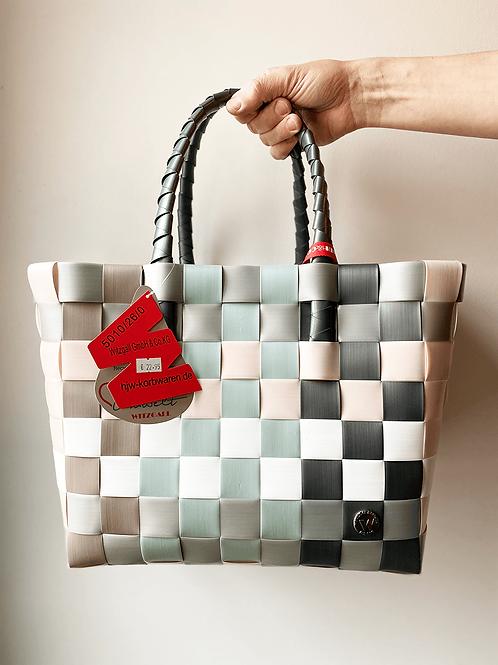 Witzgall - Ice-Bag - Tasche - Shopper - Farbe: Grau Mint Rose