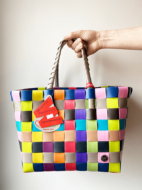 Witzgall - Ice-Bag - Tasche - Shopper - Farbe: Bunt