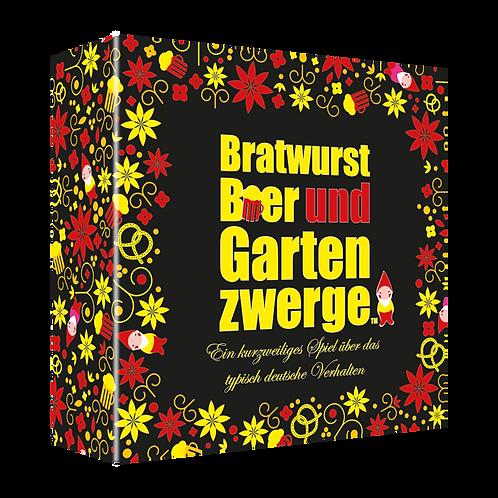Kylskapspoesi - Bratwurst, Bier und Gartenzwerge