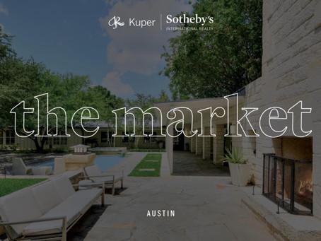 Austin Market Monthly Update - July 2020