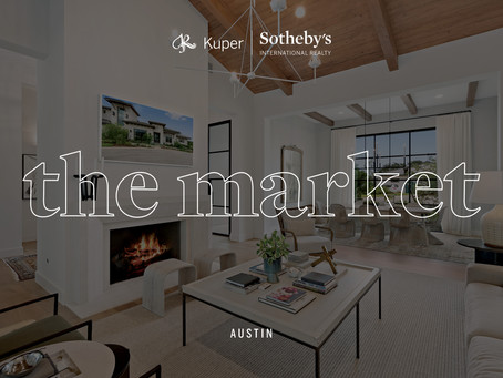 Austin Market Monthly Update - January 2021