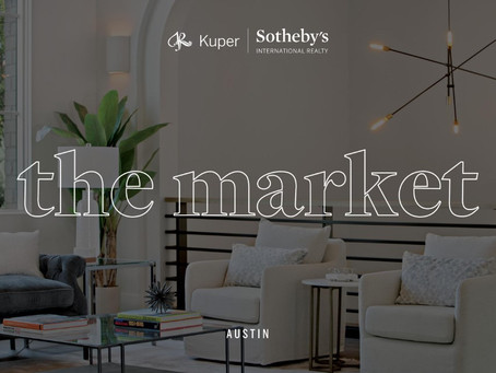 Austin Market Monthly Update - May 2020