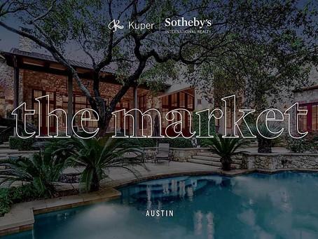 Austin Monthly Market Update   March