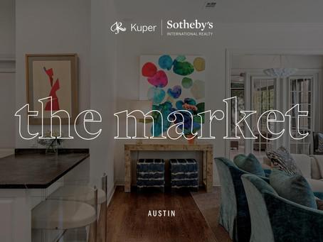 Austin Area Market Report - October 2020