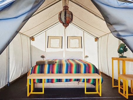 Top Texas Glamping Destinations To Visit This Year