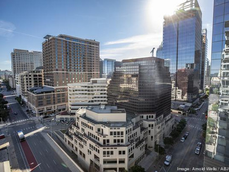 Austin rules 'Mighty Middle' of US when it comes to seed funding