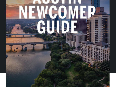 Austin Newcomer Guide