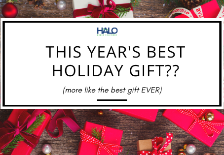 This Year's Best Holiday Gift?? (more like the best gift EVER)