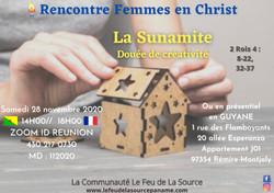 Rencontres Femmes en Christ sunamite