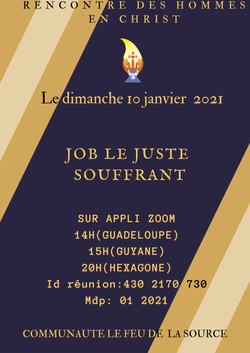 Job le Juste Souffrant
