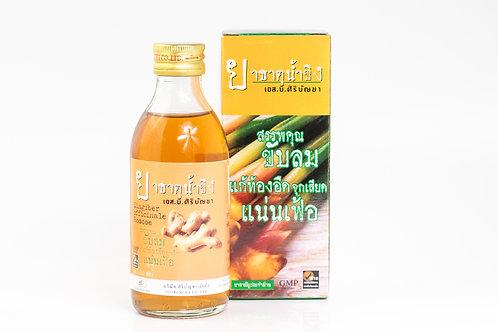 ยาธาตุน้ำขิงศิริบัญชา/ Siribuncha Compound Ginger Mixture/Siribuncha 嫩姜萃取