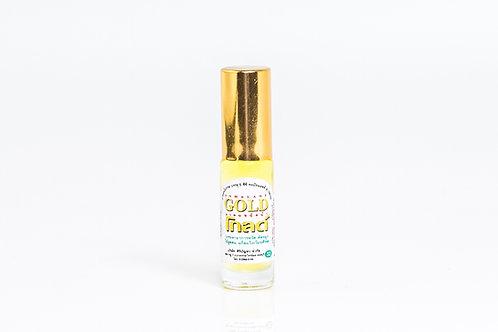 ยาดมโกล์ด ชนิดลูกกลิ้ง/黄金滚珠瓶