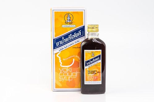 ยาน้ำแก้ไอโยคี/Yoki Cough Syrup/Yoki 咳嗽舒缓糖浆