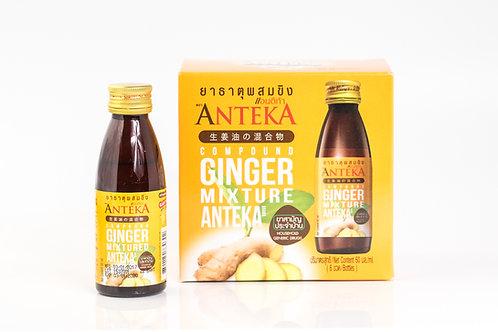 ยาธาตุน้ำขิง แอนติกา/Antika Compound Ginger Mixture/ Antika 嫩姜萃取