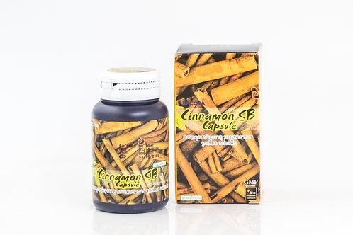 ยาแคปซูลอบเชย เอส บี/Cinnamon SB Capsule/肉桂SB胶囊
