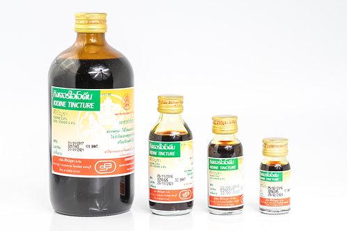 ทิงเจอร์ไอโอดีน/Iodine Tincture/碘酒