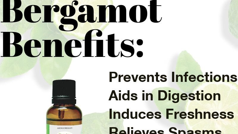 Bergamot Essential Oil (10ml)