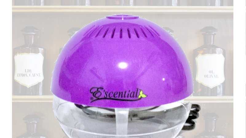 Purple Water Air purifier