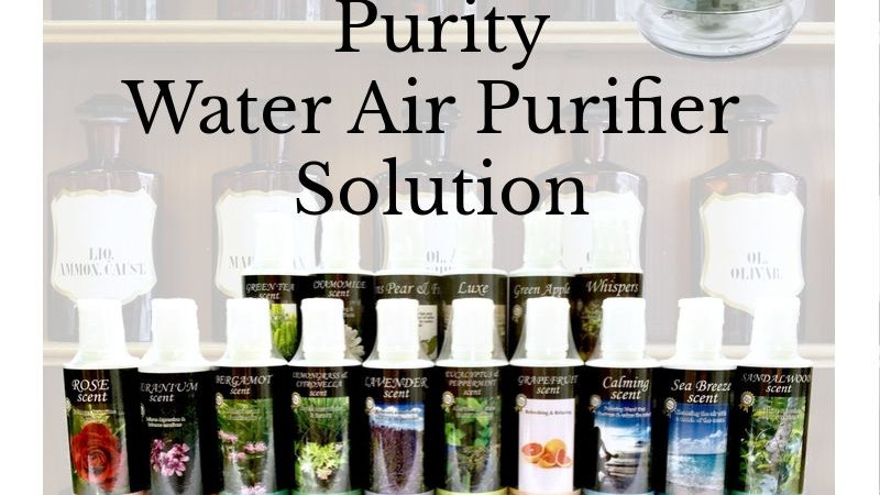 Purity Solution for Water Air Purifier 250ml