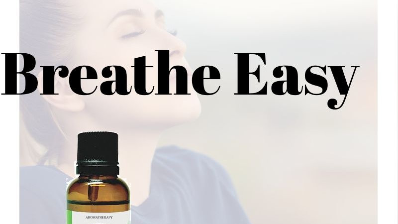 Breathe Easy Essential Oil Blends (10ml)