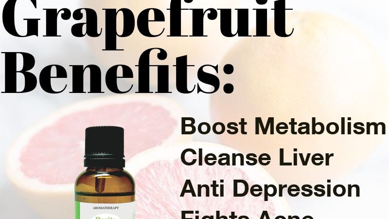 Grapefruit Essential Oil (30ml)