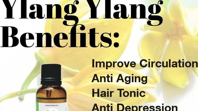 Ylang-ylang Essential Oil (10ml)