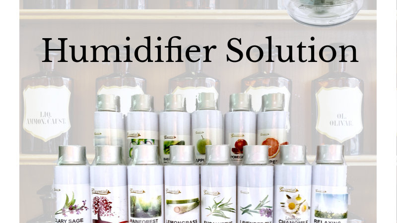 Humidifier Solution 120ml
