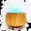 Thumbnail: Mini Light Wood Design Diffuser