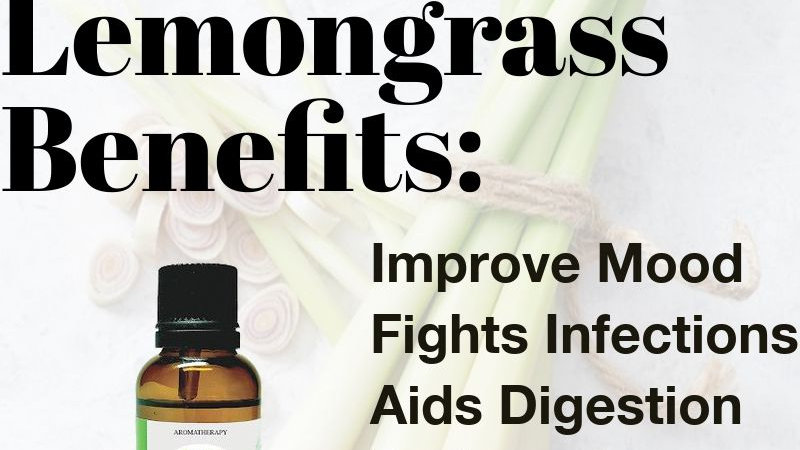 Lemongrass Essential Oil (30ml)