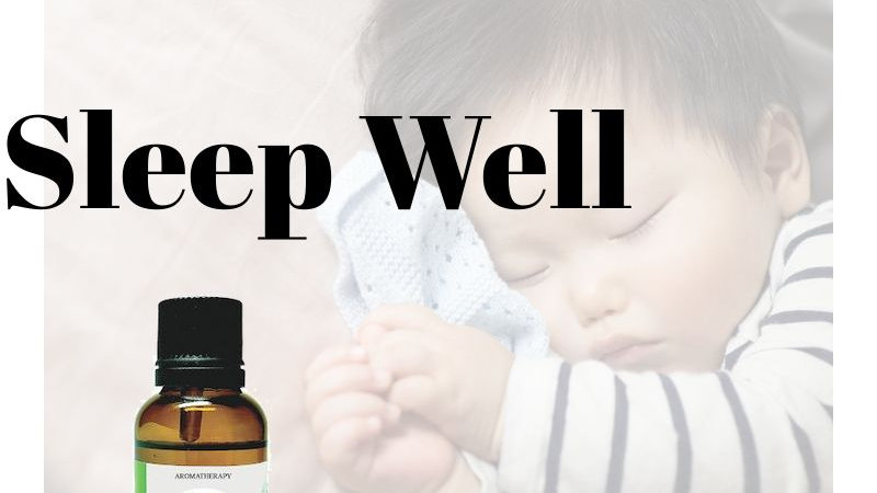 Sleep Well Essential Oil Blends (10ml)