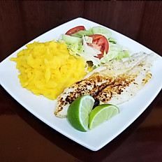 Grilled Swai