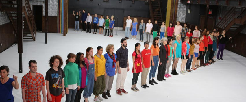 A Micro History of the Worlds Economy, danced, 2013.