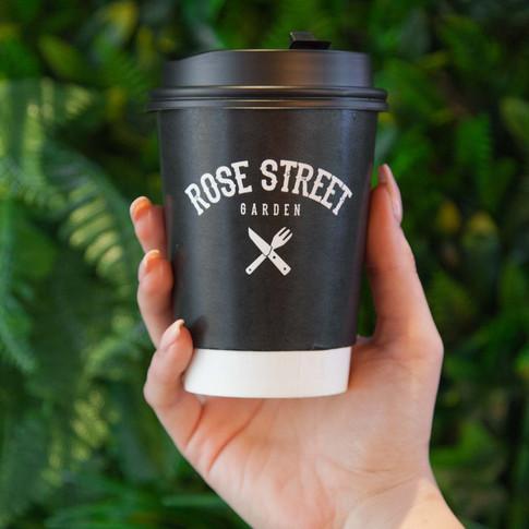 Rose Street Garden Coffee