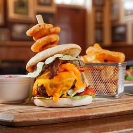 Black Bull Dalkeith, Burger