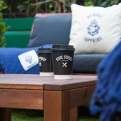 Rose Street Garden Seating
