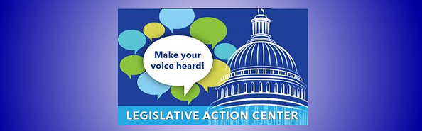 NARFE's Advocacy & Legislative Action Center