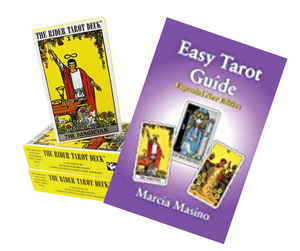 Learning how to read tarot